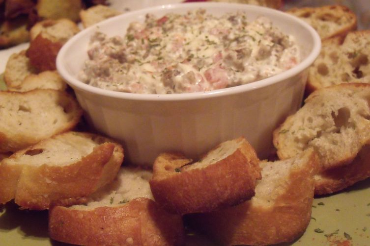 Sausage Dip via Brently