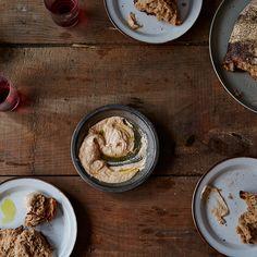 Tara Duggan's Chard Stalk Hummus