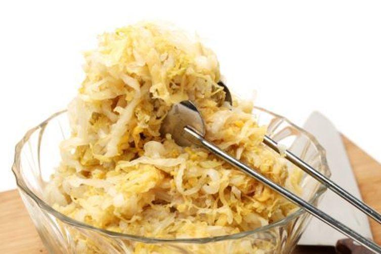 Mustard Braised Cabbage