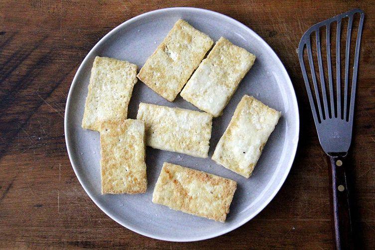 Tofu Bánh Mì