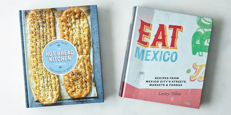 The Hot Bread Kitchen Cookbook vs. Eat Mexico
