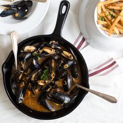 What Happens When Moules Frites Go Moroccan