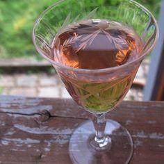 Rhubarb Liqueur