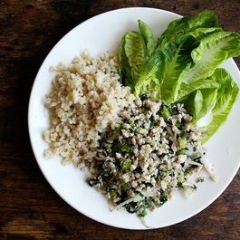 An Herby, Vibrant Thai Salad—Larb Gai—to Pull You from a Dinner Rut