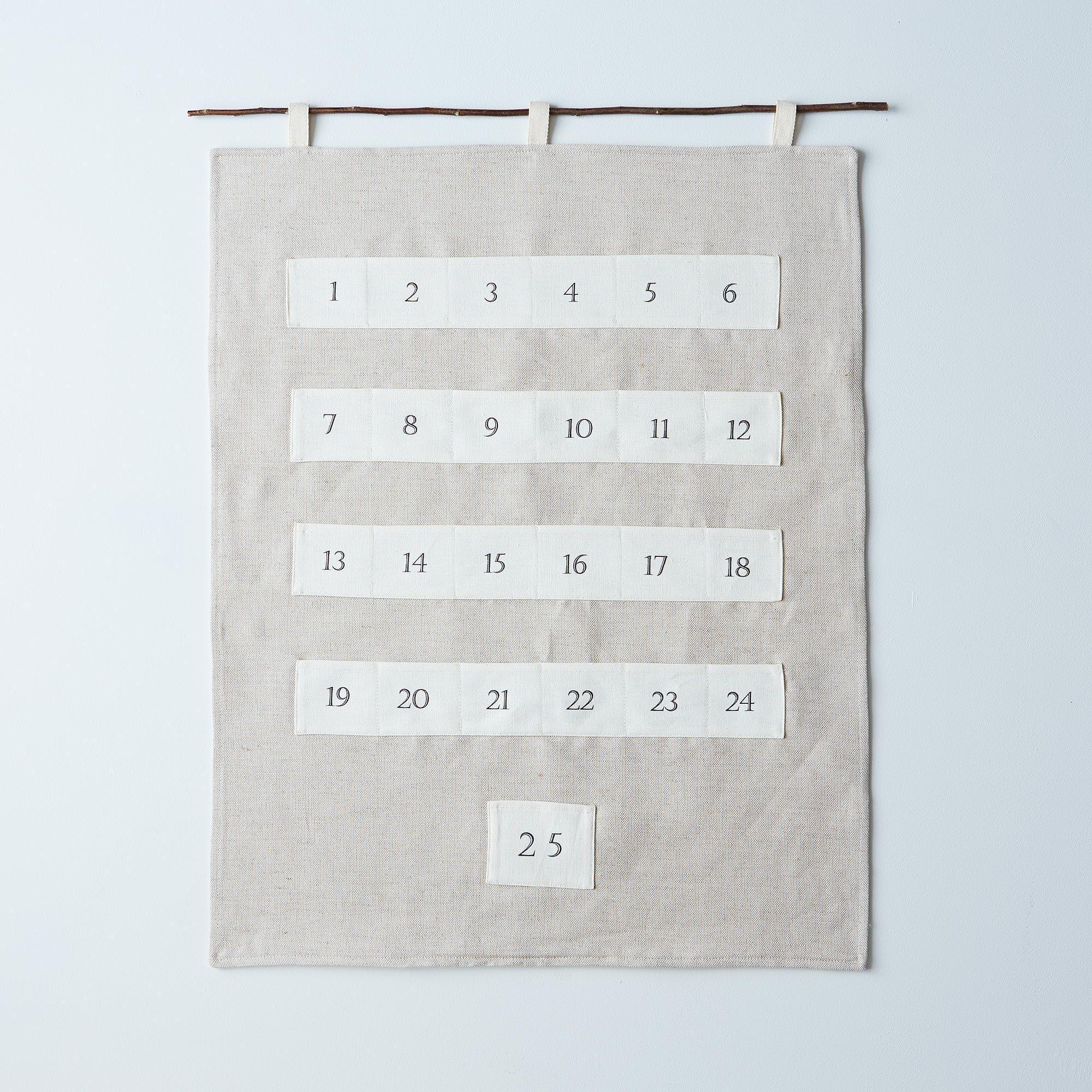5 Ways To Fill An Advent Calendar