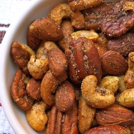 Chaat Masala Mixed Nuts