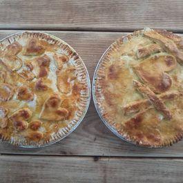 Pot Pie by Tiffany Audia