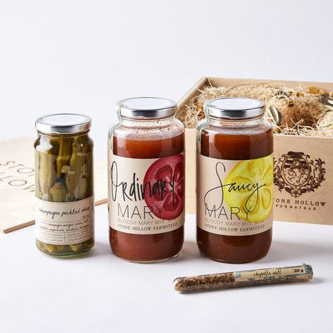 Stone Hollow Farmstead Gift Box