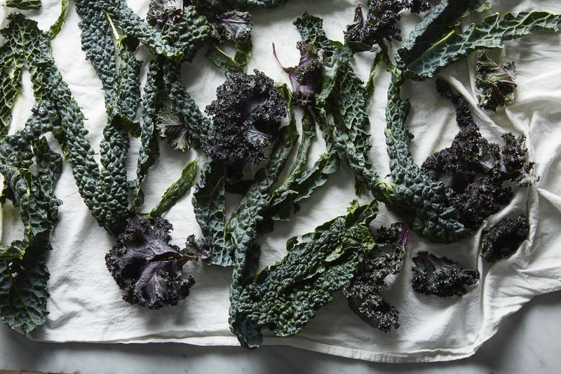 The Greens-Drying Hack I Learned in Italy 10 Years Ago & Still Use Today