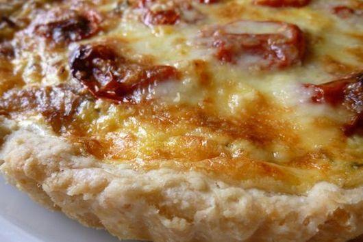 Roasted Tomato & Fennel Tart