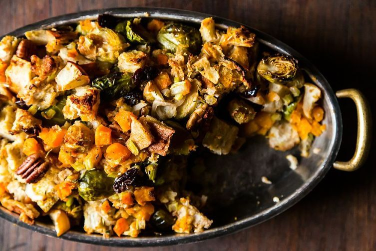 Vegan Stuffing on Food52