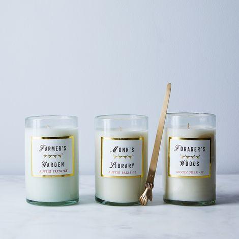 Austin Press Candle & Snuffer Gift Set