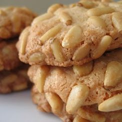 Italian Pignoli (Pine Nut) Cookies