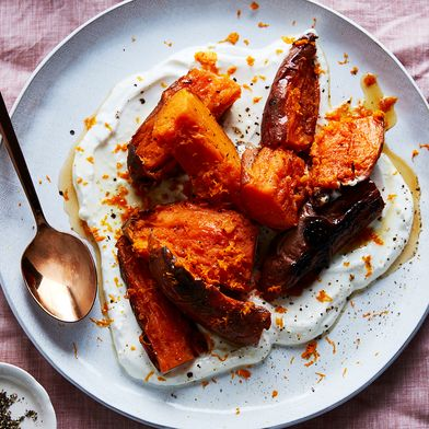 Slow-Roasted Sweet Potatoes (for Dessert!)