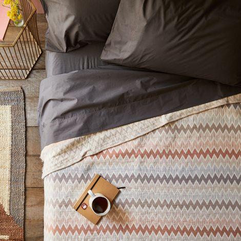 Desert Jacquard Cotton Bedspread