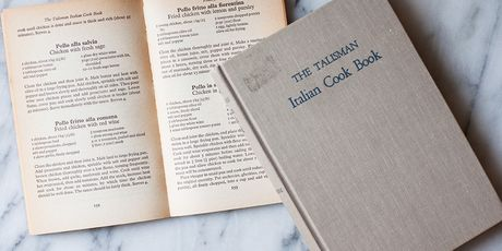 The 1950 cookbook that brought Italy into American kitchens
