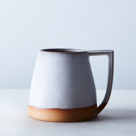 Handthrown Dipped Ceramic Mug