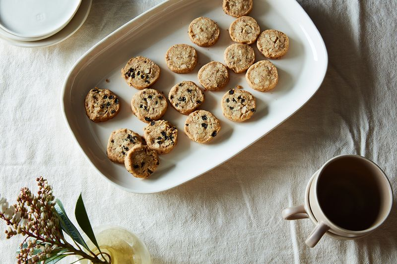 Alice's Right-Brain Nutty Butter Cookies