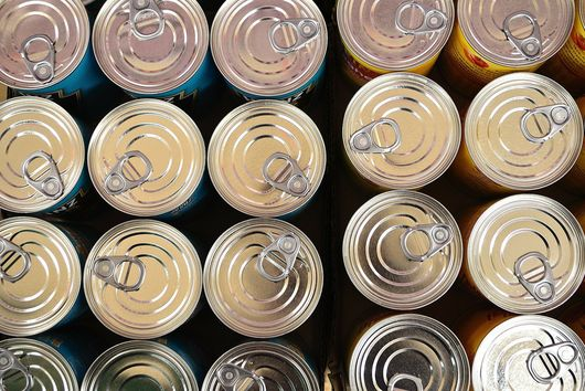 Why Haven't We Been Storing Our Canned Food Like This All Along?