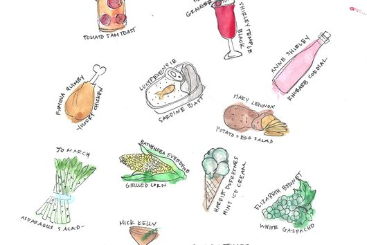 Cook Like Hermoine Granger and 11 Other Ladies of Literature