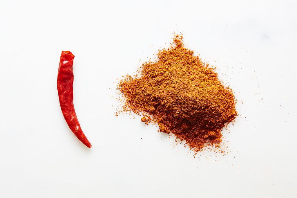 Dried Cayenne versus Cayenne Powder