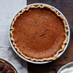 James Beard's Rich Pumpkin Pie