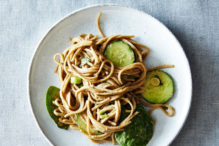 Peanut Soba Salad on Food52