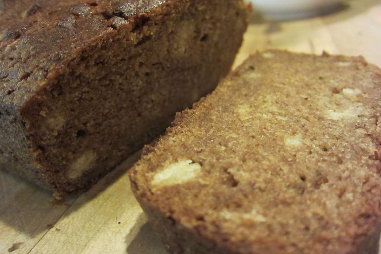 Anise-Scented Persimmon Bread