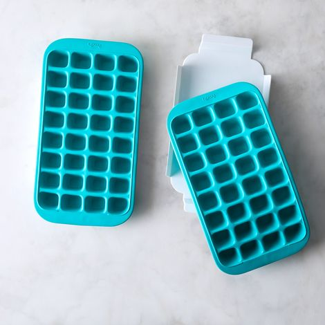 XL Ice Cube Mold with Tray (Set of 2)