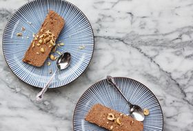 Gianduia Semifreddo (Chocolate-Hazelnut Frozen Dessert)