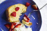 Hot Milk Cake