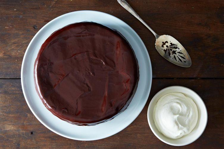 Sam's Favorite Chocolate Cake from Food52