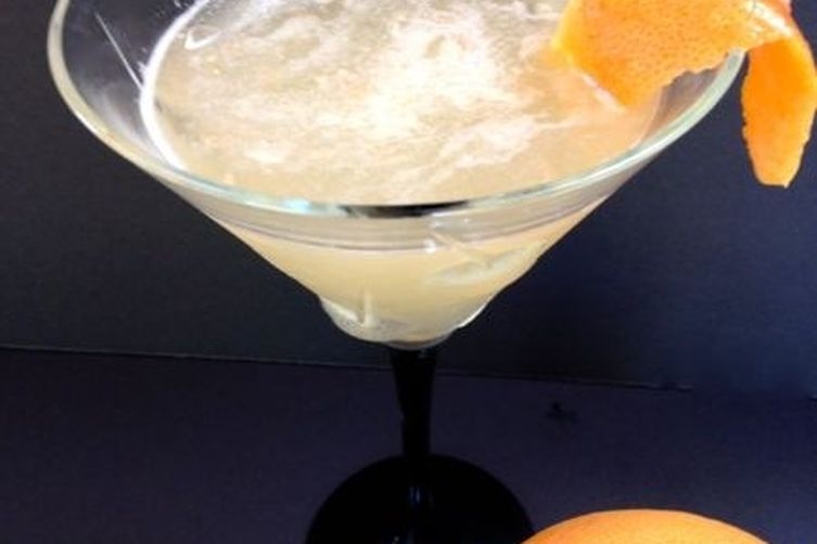 Grapefruit Martini