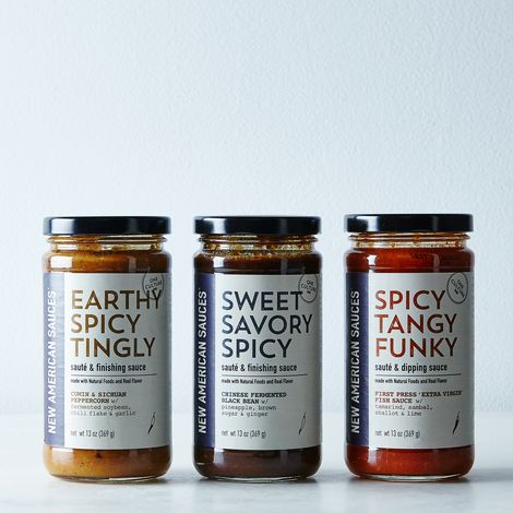 Sweet & Savory Finishing Sauces (Set of 3)