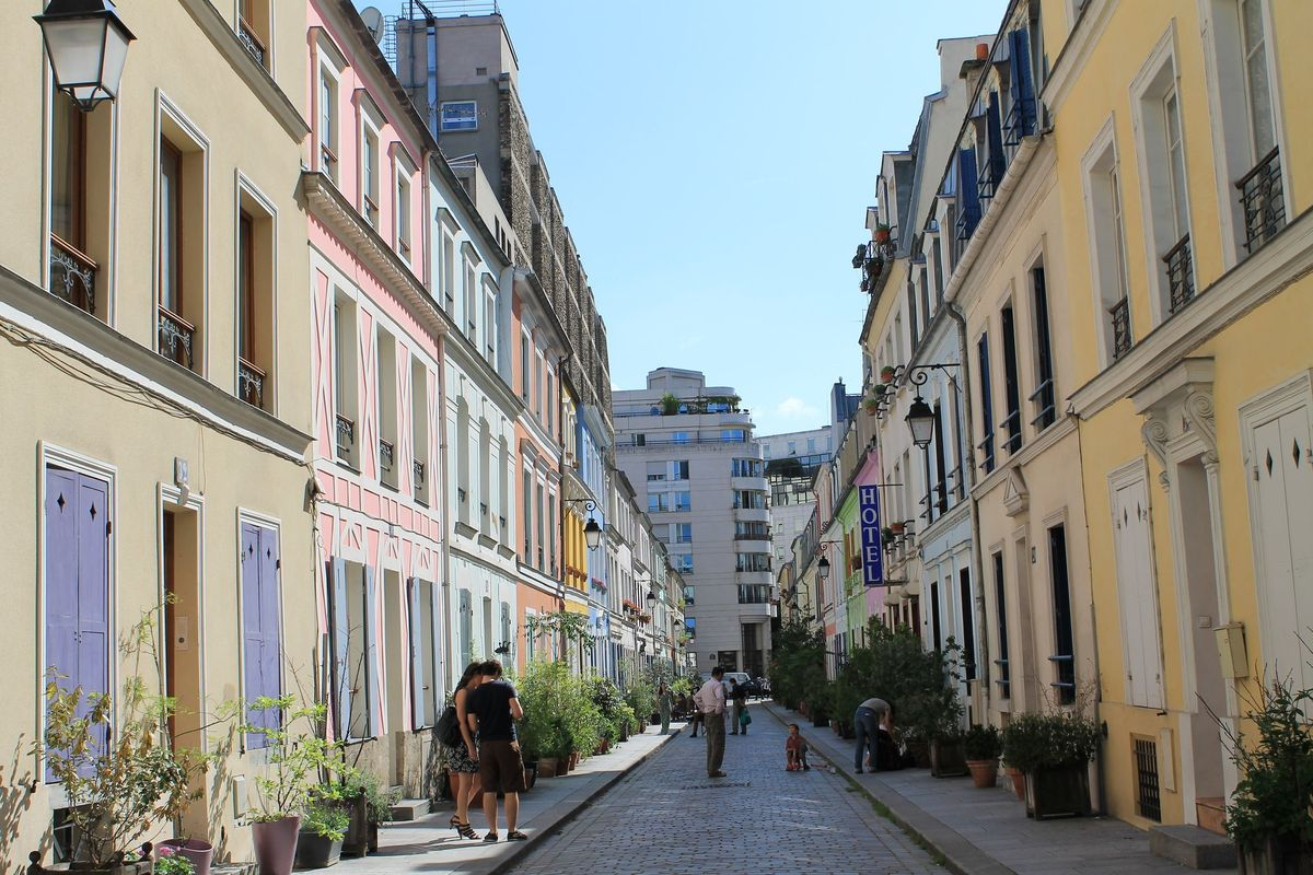 You Can't Visit Paris Without Going to This Street