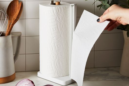 One-handed Paper Towel Holder