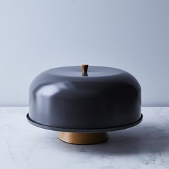 Modern Cake Stand with Cloche
