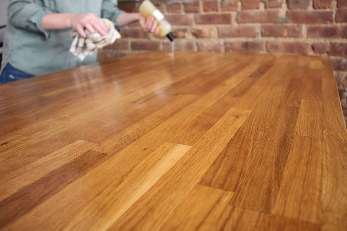 how to care for your butcher block
