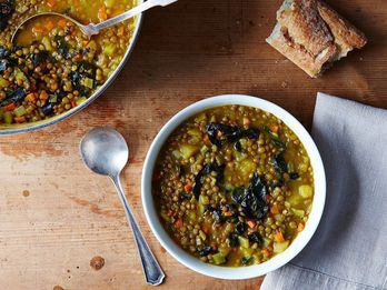 23 Filling Soups, Stews & Salads, Courtesy of Lentils