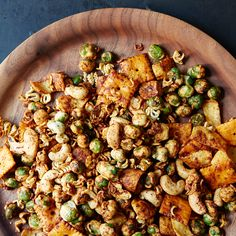 Wasabi Pea Snack Mix