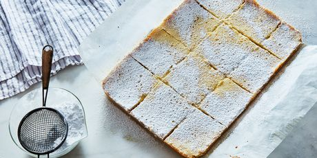 Lemon-Ricotta Bars are the little bit of sunshine you need