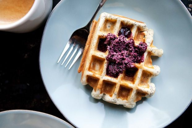 Weekday waffles from Food52