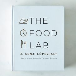 The Food Lab: Better Home Cooking Through Science, Signed Copy