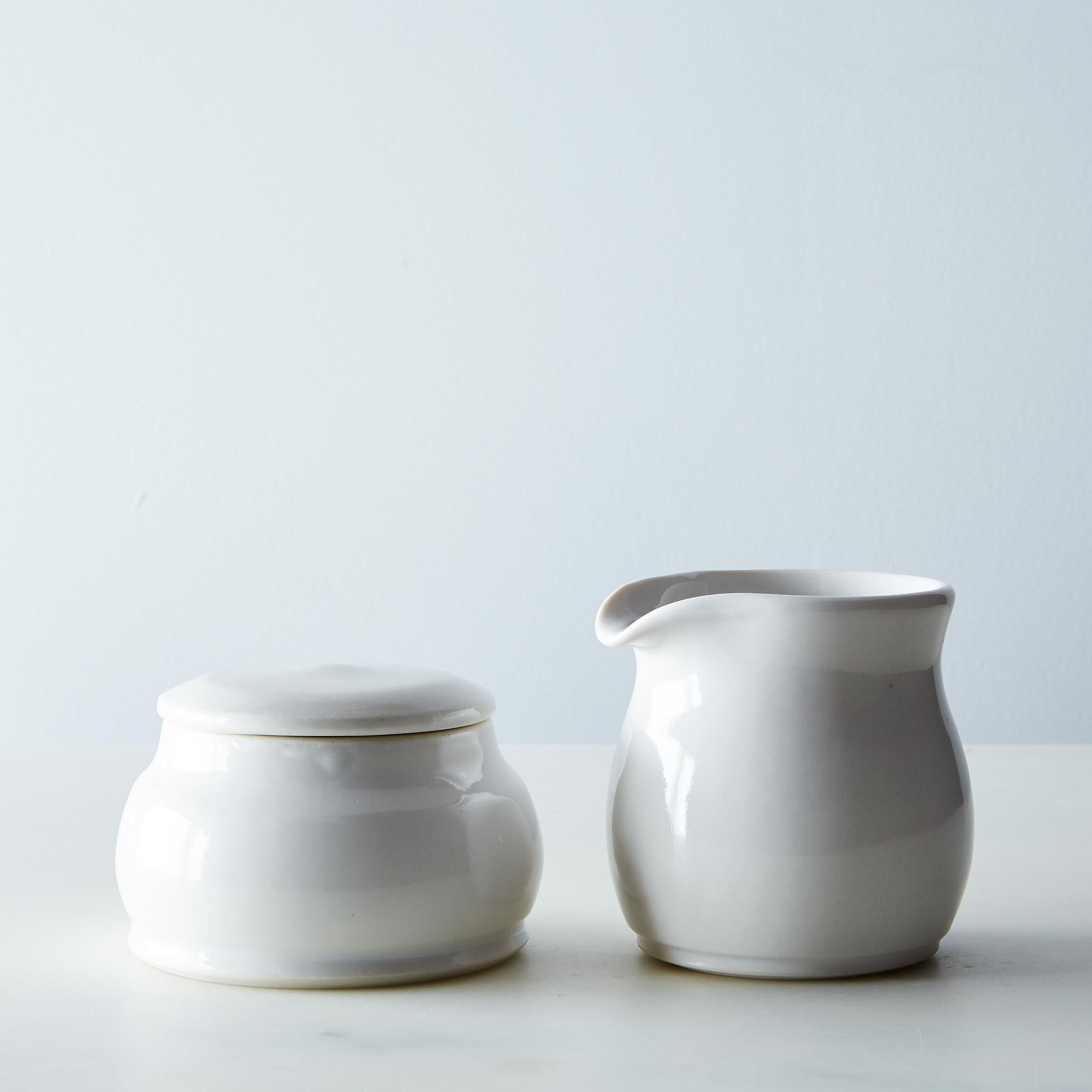 Porcelain Sugar & Creamer Set on Food52