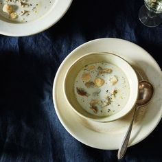 George Cowan's Oyster Stew