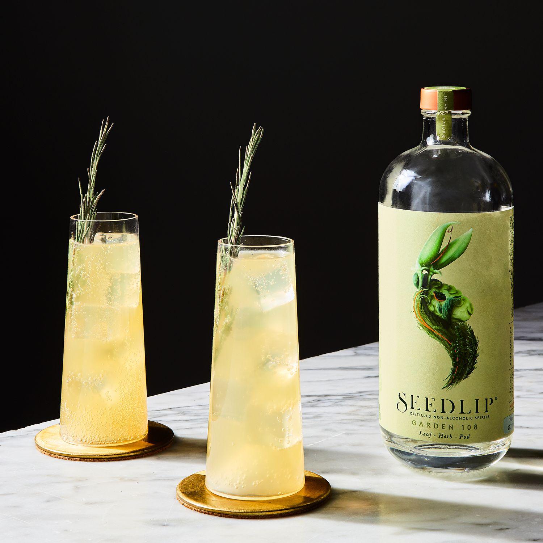 Seedlip Non Alcoholic Spirits On Food52
