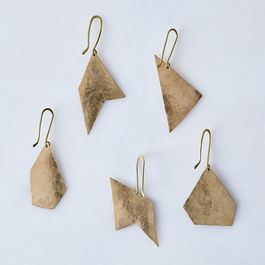 Hand-Forged Brass Ornaments
