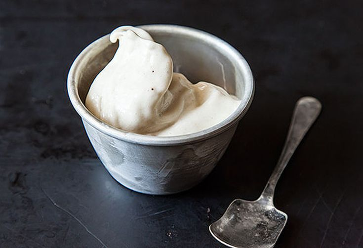 The Kitchn's One-Ingredient Ice Cream