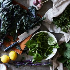 How to Make Green Sauce With *Any* Green(s)—and No Recipe