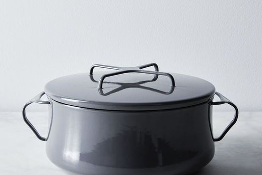 Food52 x Dansk Grey Kobenstyle Cookware
